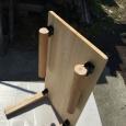 画像3: 幼稚園の園児用折りたたみ机 (3)