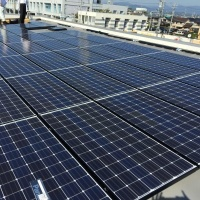 太陽光発電HIT244α