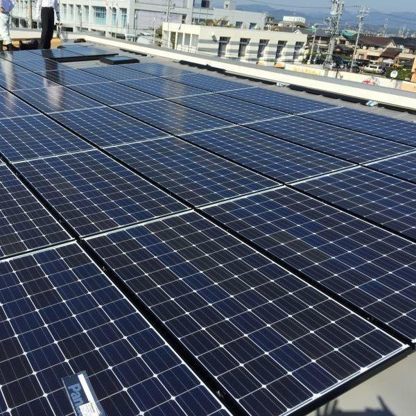 画像1: 太陽光発電HIT244α